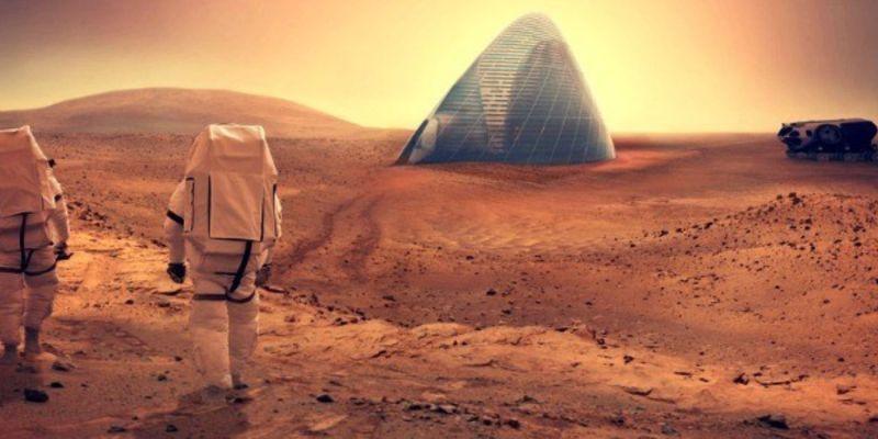 Πως θα είναι οι πρώτες κατοικίες στον Άρη;