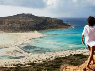 Που στην Κρήτη κάνεις μπάνιο μέχρι Νοέμβρη