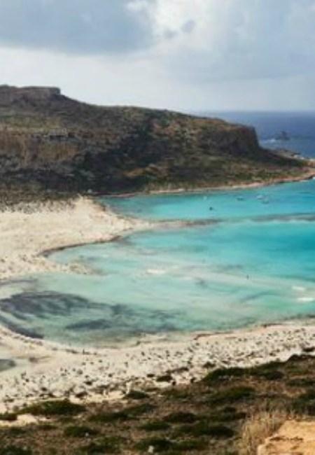 Που στην Κρήτη κάνεις μπάνιο μέχρι Νοέμβρη;