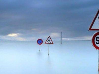 Ο δρόμος που εξαφανίζεται 2 φορές την ημέρα