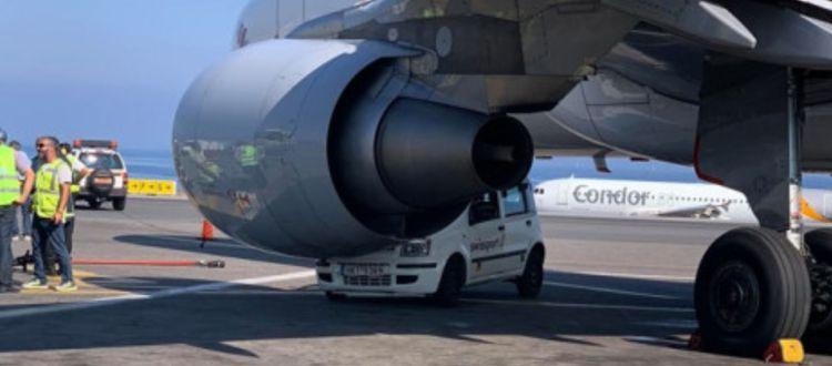 Στην Κρήτη τρακάρουμε και με τα αεροπλάνα