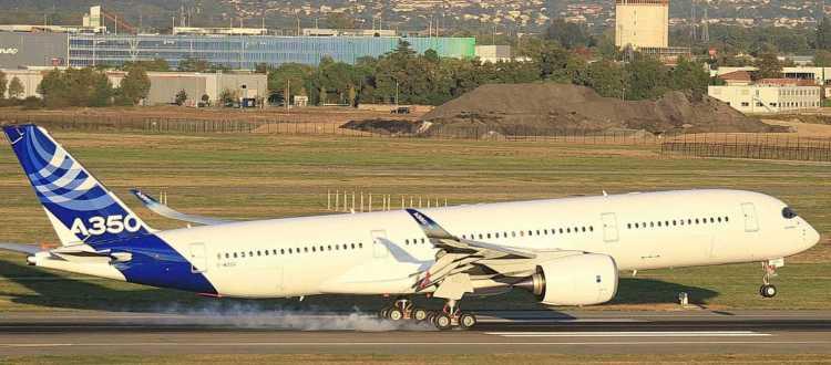 Η Emirates ψώνισε 50 Airbus A350