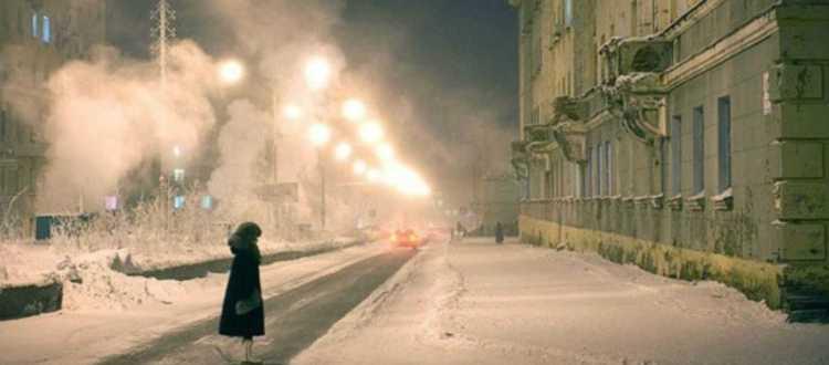 Η ζωή στην πιο παγωμένη πόλη στον κόσμο