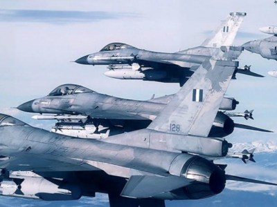 Προχωρά η αναβάθμιση των F-16