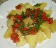 Ωμή σάλτσα ντομάτας