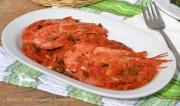 Γαρίδες σαχανάκι (ή μήπως σαγανάκι;)