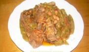 Φασολάκια με κρέας