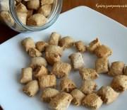 Κρίθινες (κριθαρένιες) μπουκίτσες: τα croutons αλά κρητικά!