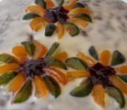 Κέικ πιπερόριζας (ginger cake) με πετιμέζι