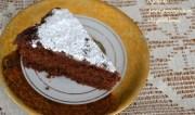 Κέικ σοκολάτας με ελαιόλαδο και αλεύρι ολικής άλεσης χωρίς μίξερ (νηστίσιμο)