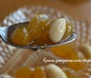 Σταφύλι ραζακί (ή άλλης ποικιλίας με κουκούτσια) γλυκό του κουταλιού