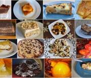 Επιδόρπια και γλυκά για το κλείσιμο του γιορτινού τραπεζιού