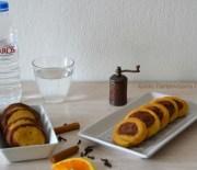 Νηστίσιμα ροξάκια με πορτοκάλι