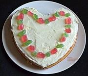 Ένα πολύ ιδιαίτερο κέικ λεμονιού!