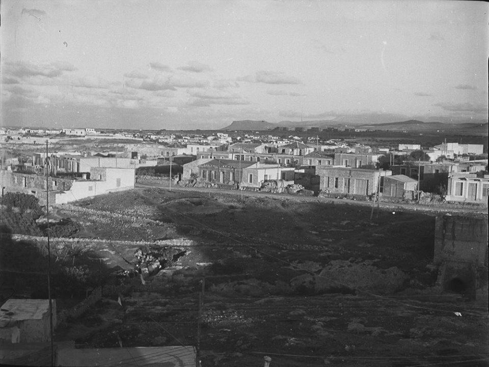 Κρήτη 1941. Μερική άποψη του Ηρακλείου
