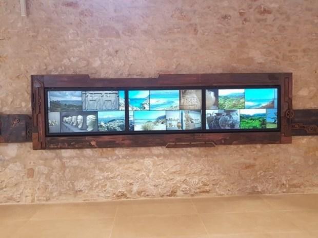 Ένα μικρό παλάτι ο σταθμός των ΚΤΕΛ Ηρακλείου