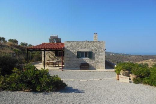 Villa Zefyros in Kamilari