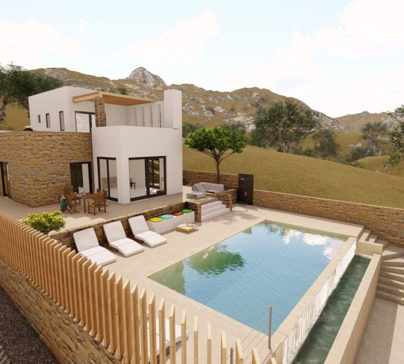 Villa Kampos for sale