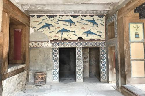 Knossos Queen's Room