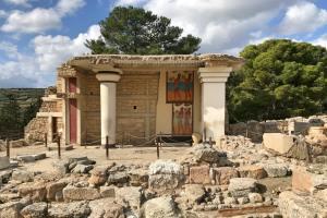 Knossos South Entrance