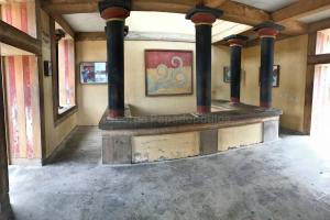 Knossos Frescoes Room