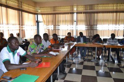 Rôles des acteurs de la société civile et des médias pour la mise en place d'une justice restauratrice au Togo