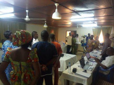 Renforcement des organisations de la société civile à Sokodé