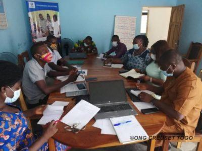 Une nouvelle dynamique pour une meilleure protection des enfants vulnérables placés dans les centres au Togo.