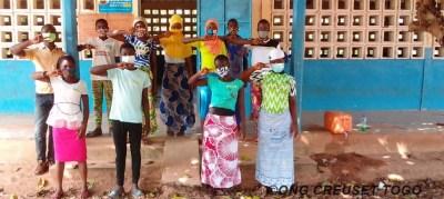 Plaidoyer des jeunes pour une budgétisation sensible aux questions de protection des enfants  dans les communes du Togo