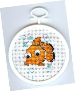 Mounted Nemo