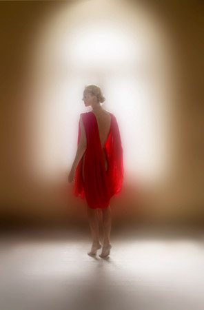 Judith Parry DPAGB AFIAP HONPAGB  Lady In Red.