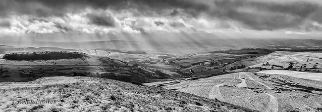 Mono_2_Winter from the Cheshire Hills_Ralph BrowesRalph Browes