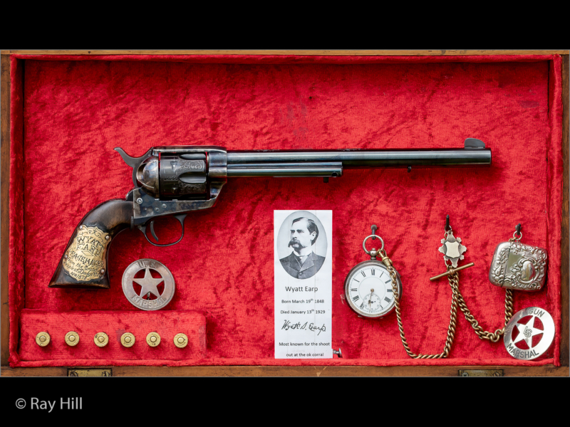 Ray Hill – 02_Wyatt Earp Collection_G_24-2