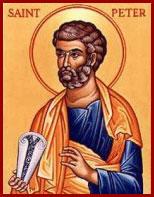 Risultati immagini per Sf.Apostol Petru?