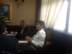Reunión rescata urgencia de mejorar el sistema de recaudación fiscal. CRH