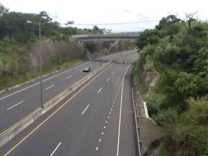 Imagen de la ruta 27, con fines ilustrativos. CRH
