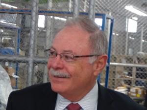 En la ceremonia de inauguración participó el Segundo Vicepresidente de la República, Sr. Luis Liberman. CRH/archivo