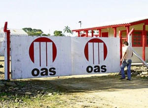 Estado pidió declarar sin lugar medida cautelar contra negociación con OAS.CRH
