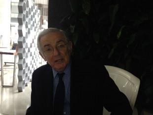 Isacc Cohen, analista económico y ex director de la Cepal. CRH.