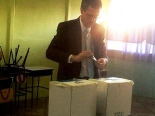 Luis Antonio Sobrado Voto 2