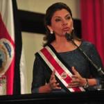 Laura Chinchilla resaltó logros en cinco ejes y habló poco de los faltantes de su Gobierno