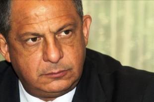 El presidente de Costa Rica, Luis Guillermo Solís. EFE/Archivo