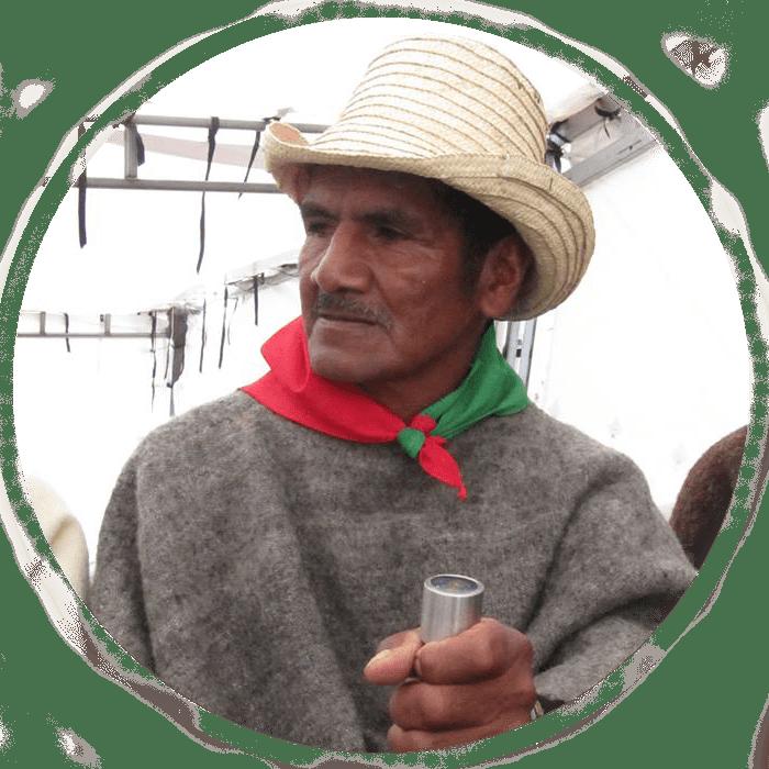 Sa'th Tama Fernando Caso Chate - Pueblo Nasa