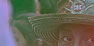 Consejo Regional Indigena del Cauca CRIC Niña