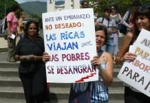 AMÉRICA LATINA RETROCEDE EN LA GARANTÍA DE DERECHOS PARA LAS MUJERES