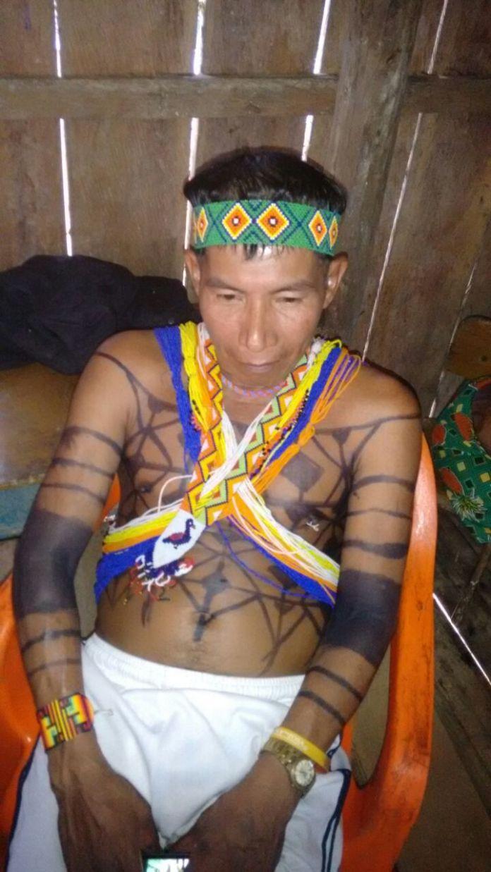 Repudiamos el asesinato de líder indígena a manos de paramilitares