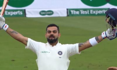 Virat Kohli bag top honors in ICC Awards for 2018