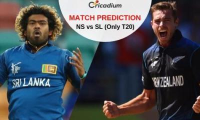 New Zealand vs Sri Lanka T20 Match Prediction