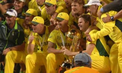 Australia Cricket Team won World Cup 2015