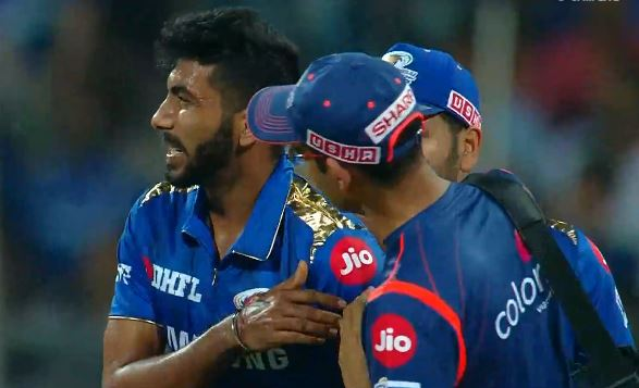 IPL 2019: Mumbai Indians give an update on Jasprit Bumrah's injury